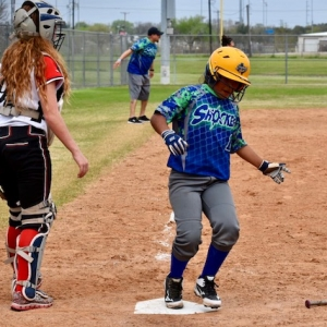 Crossing The Plate