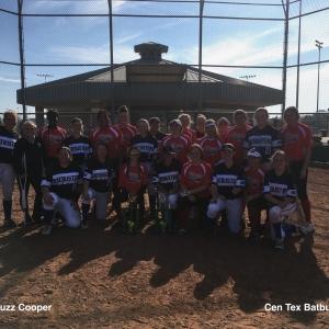 14U Top Texas Finishers - Centex Buzz Cooper Cen Tex Batbusters '04