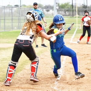 CC Shockers Play at the Plate