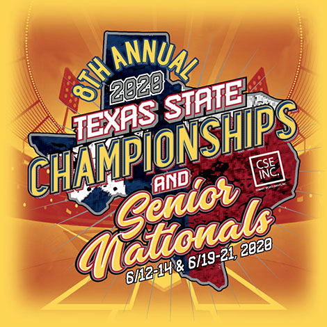 THE 8th Annual Texas State Championships & Sr. Nationals